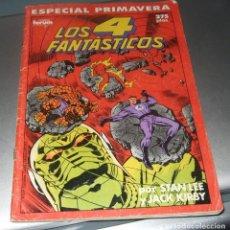 Cómics: COMIC LOS 4 FANTASTICOS DE FORUM ESPECIAL PRIMAVERA. Lote 191128523
