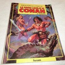 Cómics: LA ESPADA SALVAJE DE CONAN . ALBUM ESPECIAL , TOMO 21.. Lote 191157222