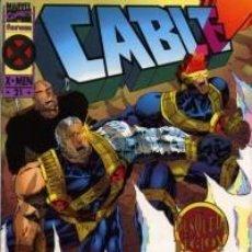 Cómics: CABLE VOL. 1 Nº 21 - FORUM. Lote 191242078