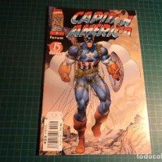 Comics : HEROES REBORN. CAPITAN AMERICA. Nº 7. (REF-004).. Lote 191275031