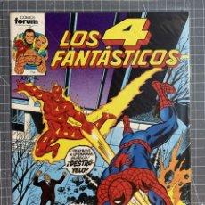 Comics: LOS 4 FANTASTICOS #4 - COMICS FORUM VOL 1. Lote 191379926