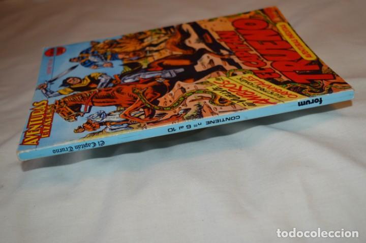 Cómics: Capitán Trueno / Aventuras Bizarras - Tomo 2 Serie Roja / Números del 06 al 10 - Buen estado ¡Mira! - Foto 3 - 191464096