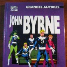 Cómics: JOHN BYRNE - GRANDES AUTORES - CON MATERIAL INÉDITO. Lote 191473982