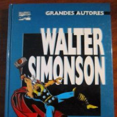 Cómics: WALTER SIMONSON - GRANDES AUTORES. Lote 191474135