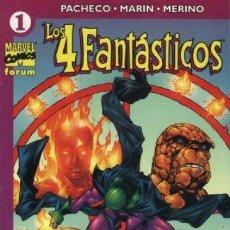 Cómics: LOS 4 FANTÁSTICOS VOL. 4 - COMPLETA, 24 NºS. Lote 191476901
