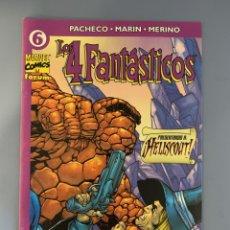 Cómics: LOS 4 FANTASTICOS 6 - COMICS FORUM VOL 4. Lote 191492258