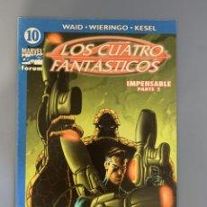 Cómics: LOS 4 FANTASTICOS 10 - COMICS FORUM VOL 5. Lote 191492296
