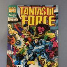 Cómics: FANTASTIC FORCE 1 - COMICS FORUM. Lote 191493186