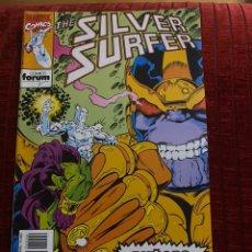Cómics: THE SILVER SURFER NÚMERO 6 UN PUÑADO DE PROBLEMAS. Lote 191542637