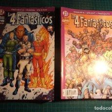 Cómics: LOS 4 FANTASTICOS. VOL IV. COMPLETA. 24 NUMEROS. FORUM. Lote 191546948