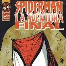 Cómics: SPIDERMAN: LA AVENTURA FINAL - TOMO FORUM.. Lote 191562245