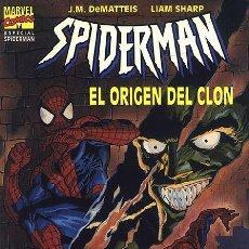 Cómics: SPIDERMAN: EL ORIGEN DEL CLON - PRESTIGIO FORUM.. Lote 191562415