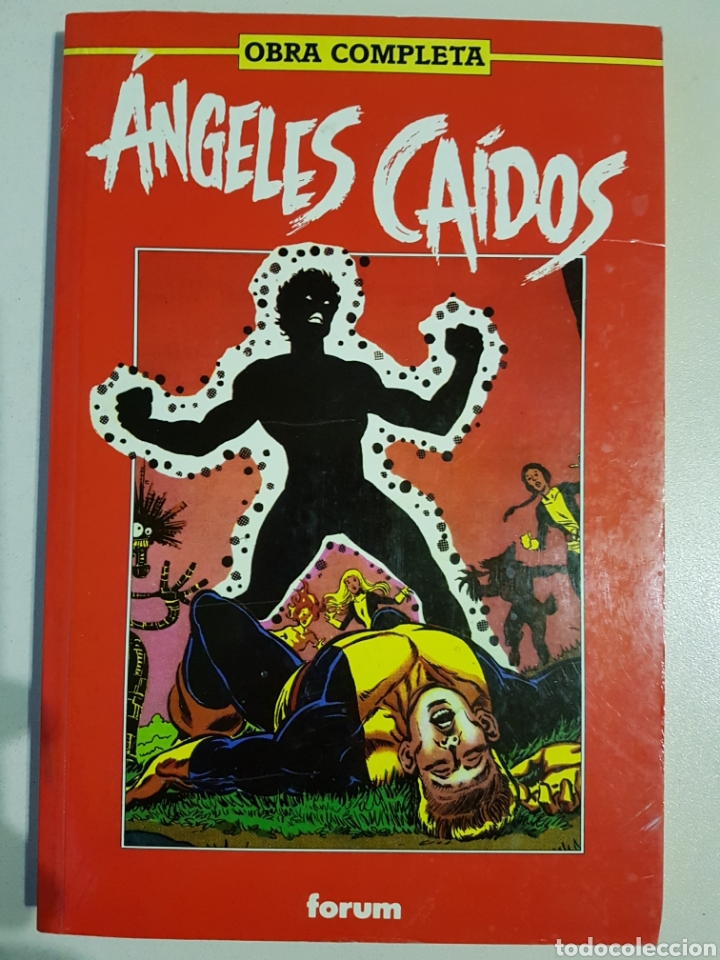 ÁNGELES CAÍDOS RETAPADO OBRA COMPLETA - FORUM (Tebeos y Comics - Forum - Retapados)