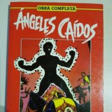 Cómics: ÁNGELES CAÍDOS RETAPADO OBRA COMPLETA - FORUM. Lote 191657162