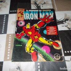 Comics: IRON MAN ( EL HOMBRE DE HIERRO) VOL-1 Nº 2. FORUM. Lote 191717240