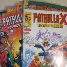 Cómics: PATRULLA-X - LOS AÑOS PERDIDOS - COMPLETA - GRAPAS 1 AL 22 - JOHN BYRNE - FORUM. Lote 191740921
