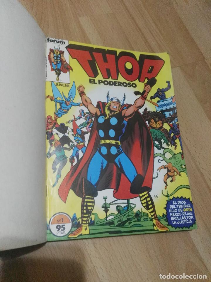 Cómics: Retapado 1-5 Thor Forum 1ª serie - Foto 2 - 191824263