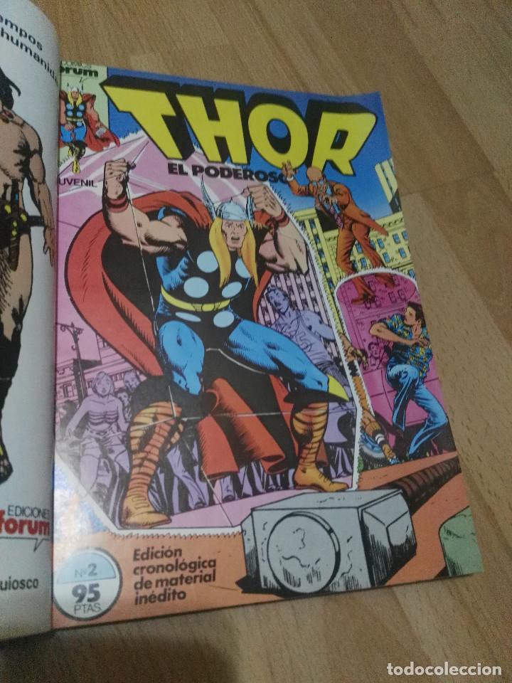 Cómics: Retapado 1-5 Thor Forum 1ª serie - Foto 3 - 191824263