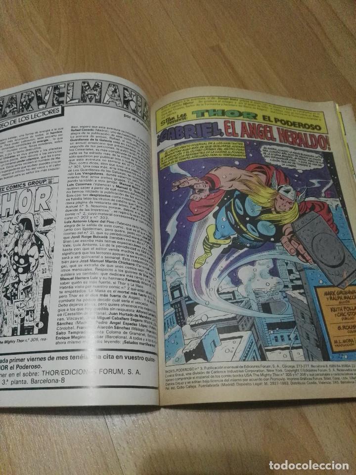 Cómics: Retapado 1-5 Thor Forum 1ª serie - Foto 9 - 191824263