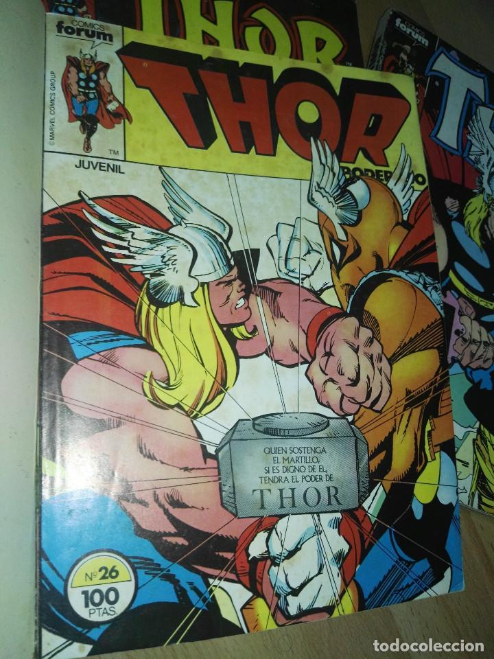 Cómics: 4 Retapados Thor Forum - Foto 3 - 191830736