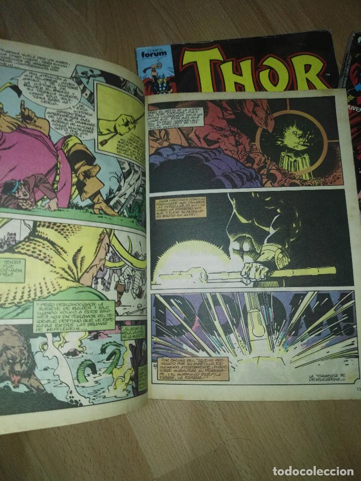 Cómics: 4 Retapados Thor Forum - Foto 5 - 191830736