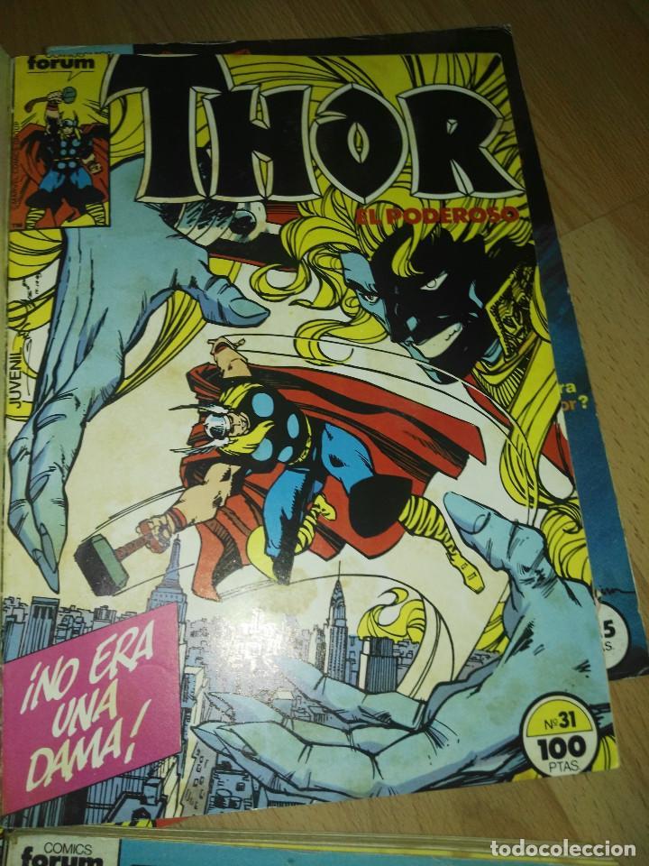 Cómics: 4 Retapados Thor Forum - Foto 8 - 191830736