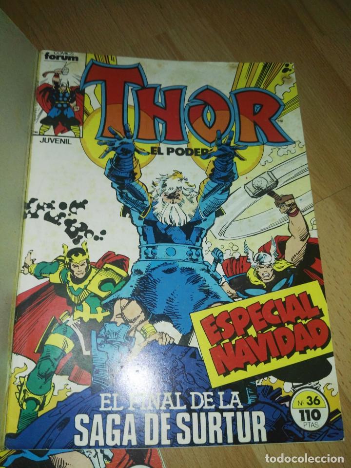 Cómics: 4 Retapados Thor Forum - Foto 9 - 191830736