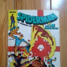 Cómics: SPIDERMAN Nº 25 - D2. Lote 217660050