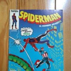 Cómics: SPIDERMAN Nº 28 - D4. Lote 191909601