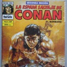 Fumetti: ESPADA SALVAJE DE CONAN 2ª EDICIÓN Nº 64. Lote 191962573