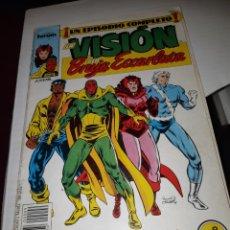 Cómics: TEBEOS-COMICS CANDY - LA VISION Y LA BRUJA ESCARLATA 9 - FORUM - AA97. Lote 192011286