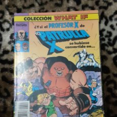 Cómics: TEBEOS-COMICS CANDY - WHAT IF 22 INCLUYE POSTER - FORUM- AA97. Lote 192054670