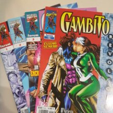 Cómics: GAMBITO - 1 2 3 16 - GRAPA FORUM. Lote 192063545