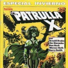 Comics: LA PATRULLA-X ESPECIAL INVIERNO 1990 - FORUM. Lote 192113690