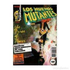 Cómics: LOS NUEVOS MUTANTES NUMEROS 26 A 30 VOLUMEN 1 FORUM. RETAPADO.. Lote 239853220