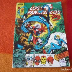 Cómics: LOS 4 FANTASTICOS VOL. 1 Nº 25 ( BYRNE ) MARVEL FORUM. Lote 192209601