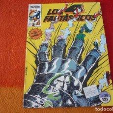 Cómics: LOS 4 FANTASTICOS VOL. 1 Nº 38 ( BYRNE ) ¡BUEN ESTADO! MARVEL FORUM. Lote 192209676