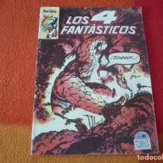 Cómics: LOS 4 FANTASTICOS VOL. 1 Nº 41 ( BYRNE ) MARVEL FORUM. Lote 192209702