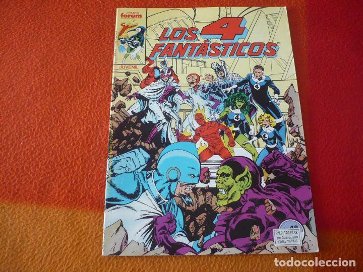 LOS 4 FANTASTICOS VOL. 1 Nº 48 ( BYRNE ) ¡BUEN ESTADO! MARVEL FORUM (Tebeos y Comics - Forum - 4 Fantásticos)