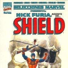 Cómics: SELECCIONES MARVEL NÚMERO ESPECIAL - FORUM / LA MUERTE DE NICK FURIA. Lote 192265691
