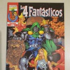Cómics: LOS 4 FANTÁSTICOS VOL 3 - 26 - HEROES RETURN GRAPA MARVEL FORUM - CLAREMONT - LARROCA. Lote 192286961