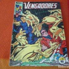 Cómics: LOS VENGADORES VOL. 1 Nº 21 MARVEL FORUM. Lote 192312575