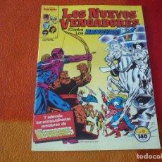 Cómics: LOS NUEVOS VENGADORES VOL. 1 Nº 9 ( ENGLEHART MILGROM ) ¡MUY BUEN ESTADO! MARVEL FORUM. Lote 192312788