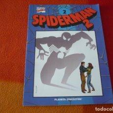 Cómics: SPIDERMAN 2 Nº 2 COLECCIONABLE AZUL ¡BUEN ESTADO! MARVEL FORUM. Lote 192313657