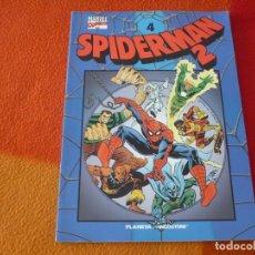 Cómics: SPIDERMAN 2 Nº 4 COLECCIONABLE AZUL ¡BUEN ESTADO! MARVEL FORUM. Lote 192313767