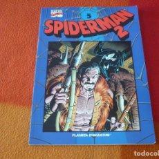Cómics: SPIDERMAN 2 Nº 5 COLECCIONABLE AZUL ¡BUEN ESTADO! MARVEL FORUM. Lote 192313798