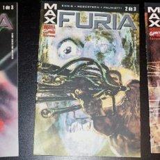 Cómics: FURIA (COMPLETA 3 TOMOS): ENNIS-ROBERTSON-PALMIOTTI. Lote 192385057
