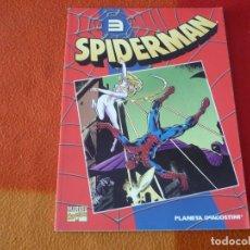 Cómics: SPIDERMAN Nº 3 COLECCIONABLE ROJO ¡BUEN ESTADO! MARVEL FORUM. Lote 192413297