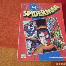 Cómics: SPIDERMAN Nº 4 COLECCIONABLE ROJO ¡BUEN ESTADO! MARVEL FORUM. Lote 192413311