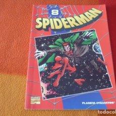 Comics: SPIDERMAN Nº 8 COLECCIONABLE ROJO ¡BUEN ESTADO! MARVEL FORUM. Lote 192413345